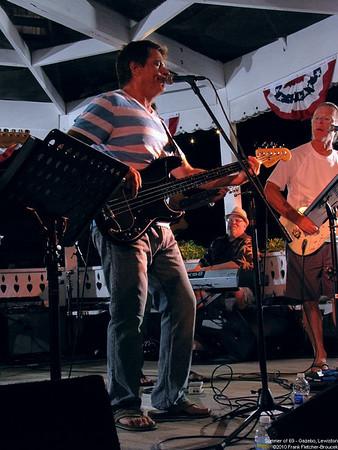 Gazebo Gary Baker Band 2 2010