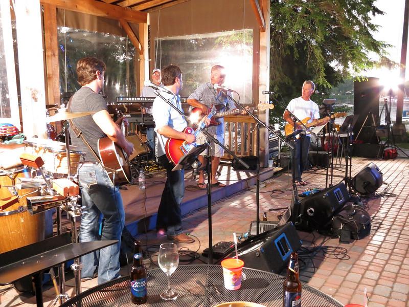 Sunset Gary Baker Band 1 2013