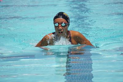 Kate Cho, 400 individual medley prelims, 2017 CA FAST Summer JOs