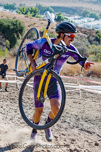 Cyclocross action from Krosstoberfest at Irvine Lake on 10/14-10/15/17.