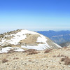 I scooted on over to West Baldy