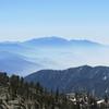 San G above the haze