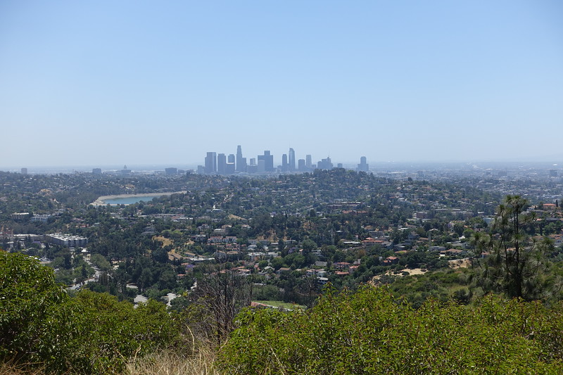 City of Angels from Beacon Hill