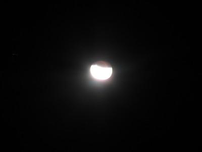 Mt. Baldy Fullmoon/Eclipse (10,064) - Jun 26, 2010
