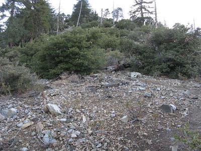 Mt. Baldy (10,064) / West Baldy (9,988) - Oct 18, 2009