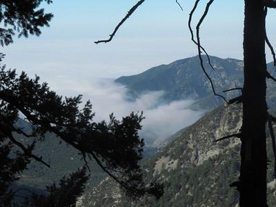 Mt. Baldy [x6 (10,064)] via Register Ridge (x3) and Waning Moon