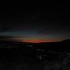 Sunrise over Coachella Valley