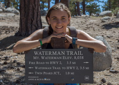 Mt. Waterman Hike August 19th 2016