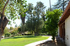 Front yard at Tesoro - the ranch of the famous cowboy/actor Harry Carey.  9/4/11