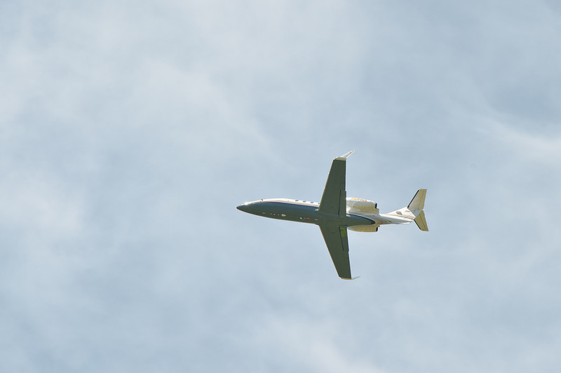 Leavin' on a jet plane....