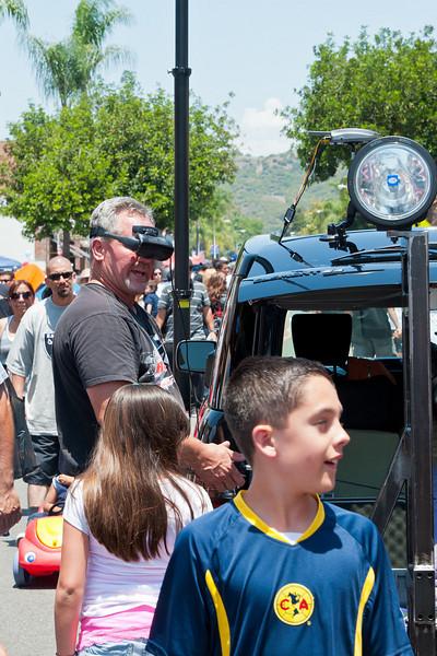 Jim Martin photographer.  Fillmore Car Show 4th of July