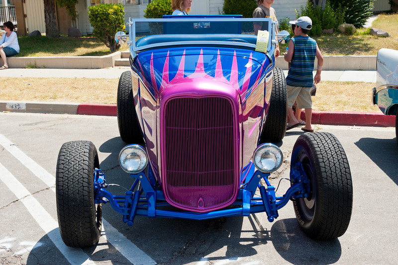 Fillmore Car Show 4th of July