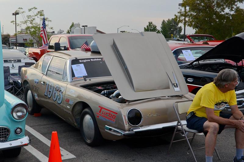 200 MPH+ Avanti.  . Rt. 66 Car Show Santa Clarita, CA  9/10/11