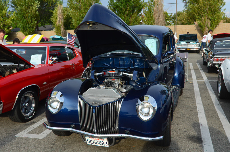 Rt. 66 Car Show Santa Clarita, CA  9/10/11