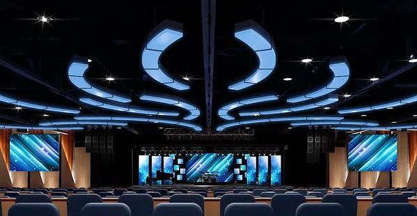 Soaring Eagle Casino renovation renderings