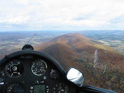 The Ridges of Pennsylvania