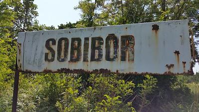 Sobibòr concentration camp Poland 2015.