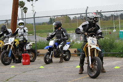 Socal Supermoto in the Rain 2/26 and 2/17/17