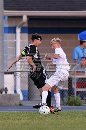 Princeton (B) vs Oak Hill 9/1/2016