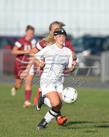 Princeton vs Bluefield -Girls 9/22/2015