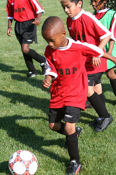 Urban Soccer Development Program
