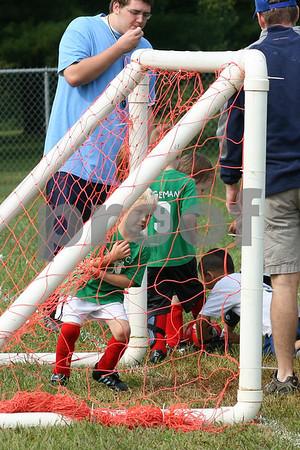 4 yr. old Soccer