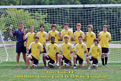 09-06-2009 Charity Cup Champions
