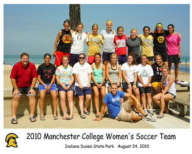 Team Picture @ The Dunes