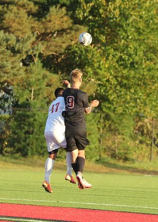 HCHS varsity soccer vs HHS