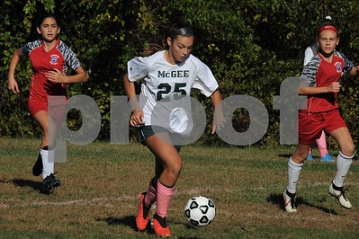 MCGEE MS SOCCER VS ROCKY HILL 10-4-19