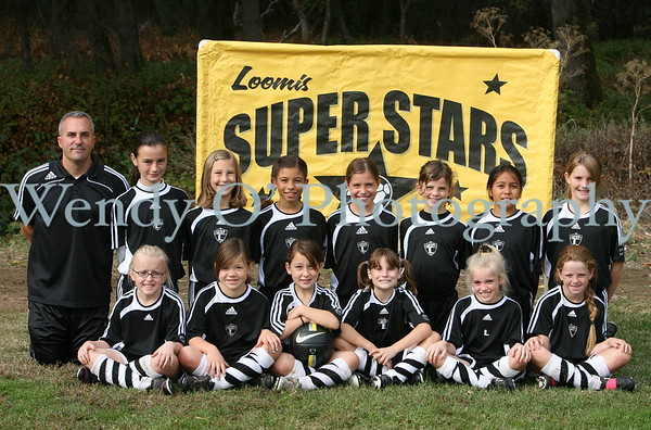 SuperStars Team Photos 2008