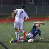 District championship soccer bewteen Francis Howell and Timberland played on 10/26/16