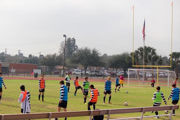 02.16.16 Varsity in Area playoff vs. Saint Joseph Academy