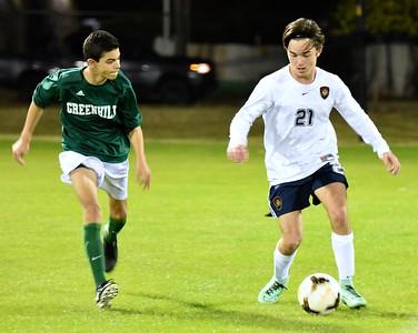 11.28.16 8th grade vs. The Greenhill School