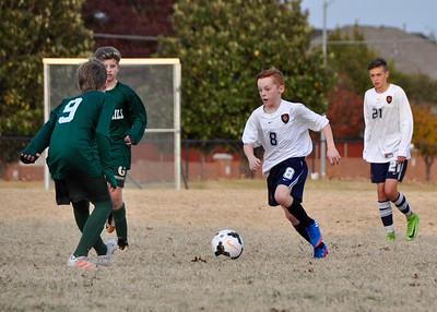 12.04.17 7th grade vs. The Greenhill School