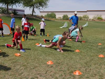 Soccer Camp 2017