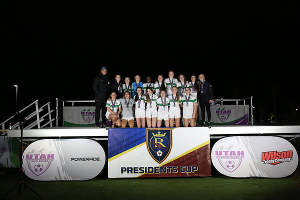 2017 Presidents Cup {Celtic vs Rampage}