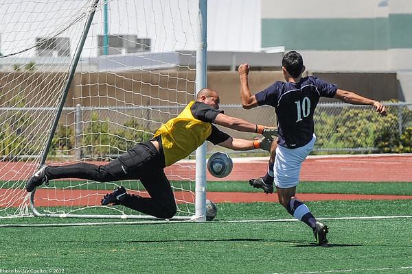 Goal for Chula Vista.