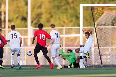 Osseo Boys Soccer 2015
