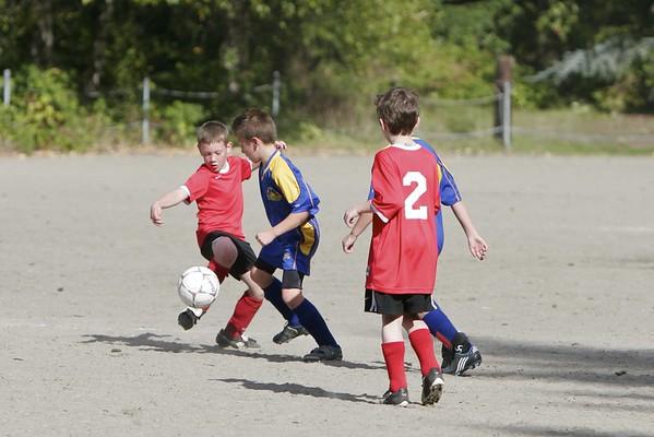Soccer Liam