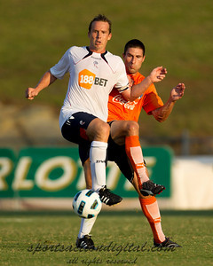 The Charlotte Eagles currently in 3rd place in the USL second division play a friendly against the Bolton Wanderers from the English Premier League.