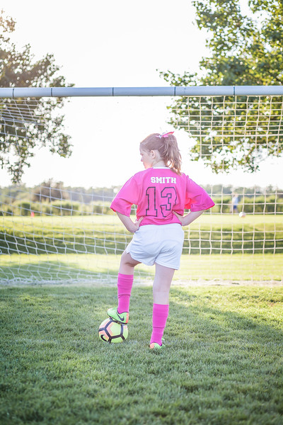 BRYSA Pink Panthers U10 - Spring 2017