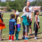 Soccer Without Borders Summer Camp in Greeley, Colorado on July 12, 2018.  Photo Credit: Al Milligan-KLC fotos
