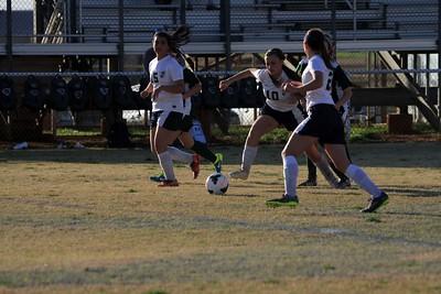 Soccer girls 3-4-16