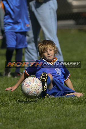 (U-8 Boys A) Wantagh vs. Sachem Cardinals
