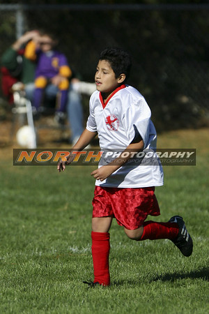 (U-9 Boys B) Bellport 2 vs. Bayman Tital Wave