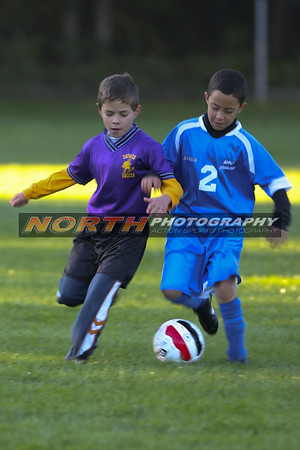 (U-9 Boys B) PMYSL Rebels vs. Bellport 2