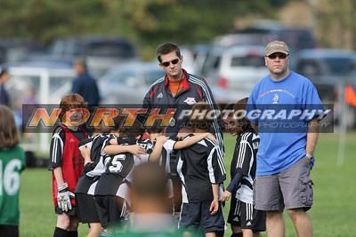 (U-9 Boys C) Dix Hills Hurricanes vs. All Faith 1