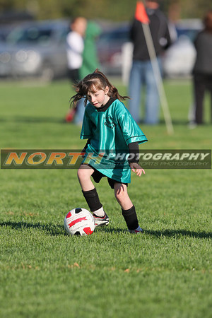 (U-9 Girls A) VOB Girls Power vs. Bellport Stingray