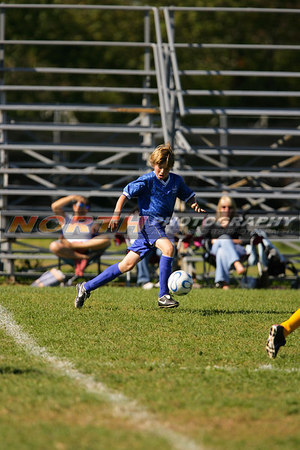 (Sun 150pm Boys U13 Blue) Mattituck Bears vs. Newfield Tornadoes